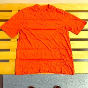 Seasonal Orange T-Shirt